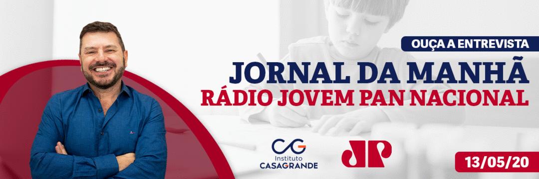 Entrevista - Jornal da Manhã JP