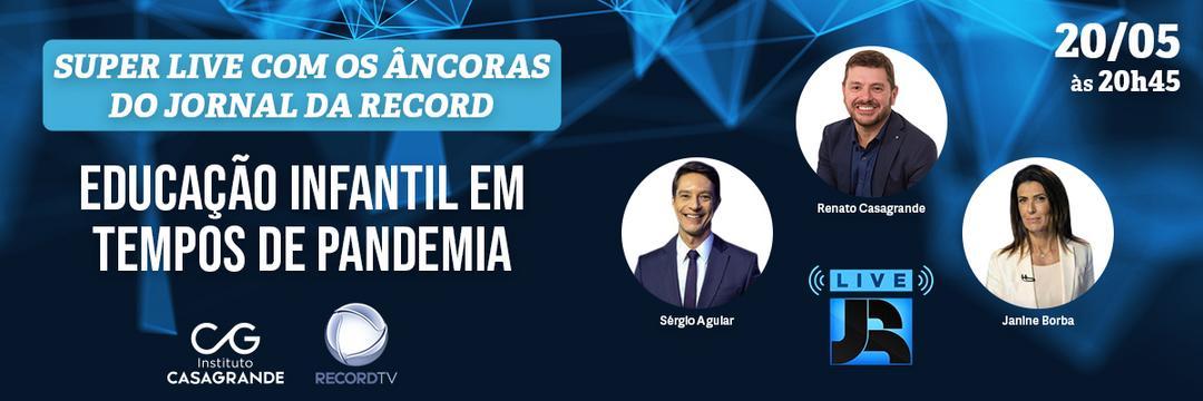 Entrevista Jornal da Record