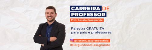 Palestra - Carreira de Professor