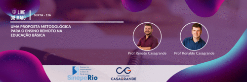 Live Sinepe-Rio 08 de maio