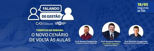 Live SIEESP - Falando de Gestão 18/05